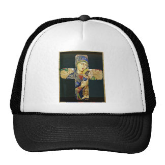 JESUSCRIST HOLY CROSS 003 CUSTOMIZABLE PRODUCTS MESH HAT