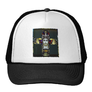 JESUSCRIST HOLY CROSS 005 CUSTOMIZABLE PRODUCTS TRUCKER HAT