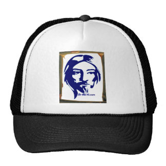 JESUSCRIST HOLY CROSS 01 CUSTOMIZABLE PRODUCTS MESH HATS