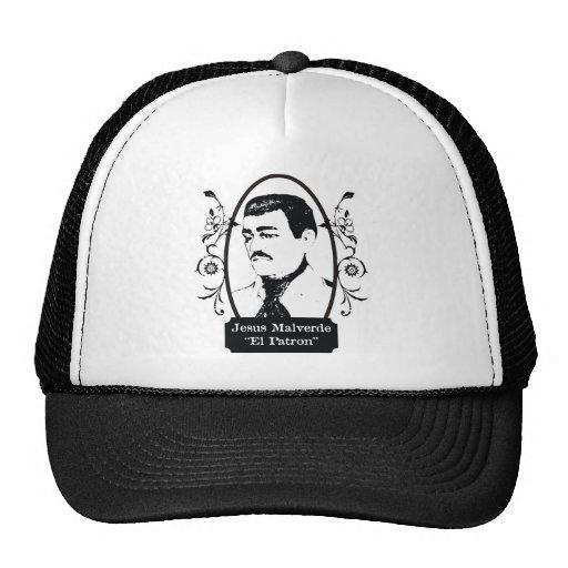JesusMalverde Mesh Hat