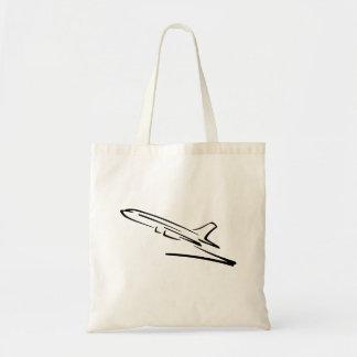Jet Airliner Bag