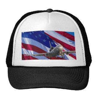 jet airliner cap