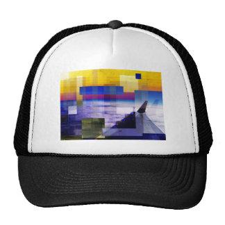 Jet Airliner Trucker Hats