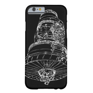 Jet Engine iPhone 6 case Barely There iPhone 6 Case