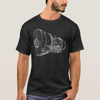 Jet engine T-Shirt