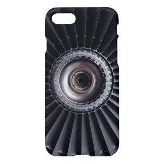 Jet Engine Turbine iPhone 7 Case