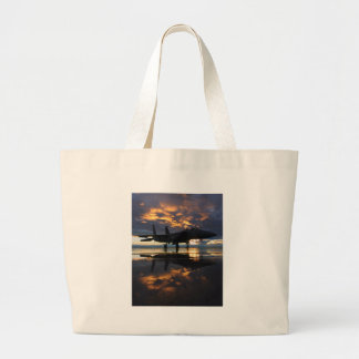 Jet Fighter Aircraft Pilot Wings Destiny Tote Bag