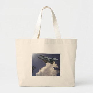 Jet Fighter Canvas Bags