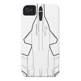 Jet fighter iPhone 4 Case-Mate case