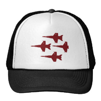 Jet Fighters at Night Trucker Hat
