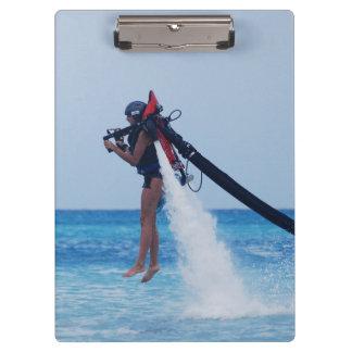 Jet Pack Clipboard