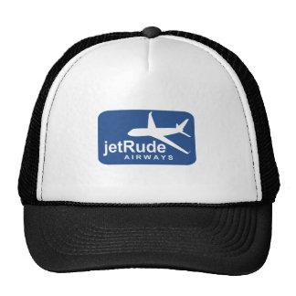 Jet Rude Air Hat