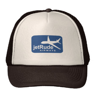 Jet Rude Air Mesh Hats