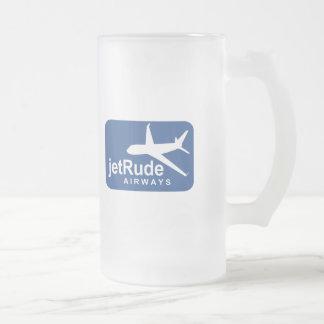 Jet Rude Air Coffee Mugs