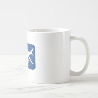 Jet Rude Air Coffee Mug