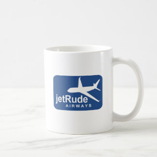Jet Rude Air Mugs