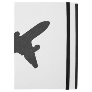 "Jet Silhouette iPad Pro 12.9"" Case"