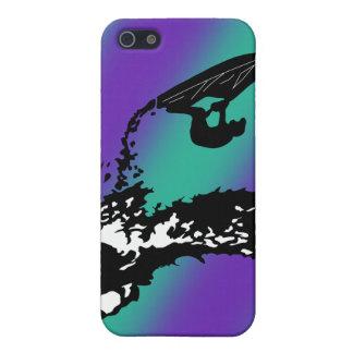 Jet ski big jump iPhone 5/5S cover