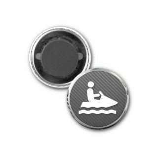 Jet Ski Icon Magnet