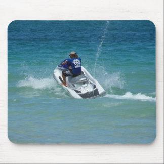 Jet Ski Mouse Pad