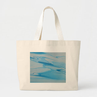 Jet Stream Large Tote Bag