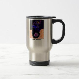 Jet Wheel, Jet Wheel Travel Mug