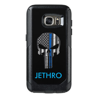 Jethro logo OtterBox samsung galaxy s7 case