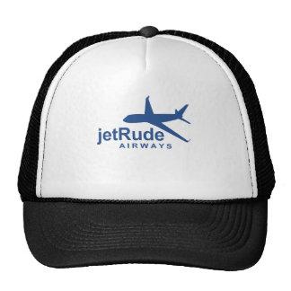 JetRude Airways Trucker Hats
