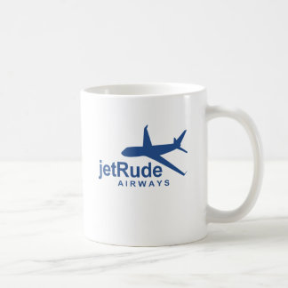 JetRude Airways Coffee Mugs