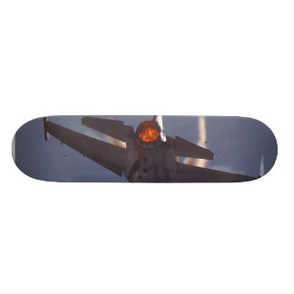 Jets Fighters Planes Skate Board