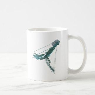 Jetsam 390 basic white mug