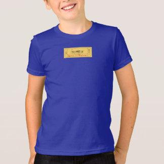 Jetset Licorice > Boys T-Shirt - Ticket to Fly