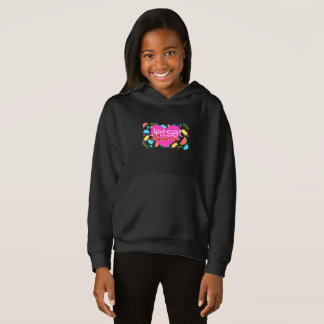 Jetset Licorice > Girls Hoodie - Summer Icons