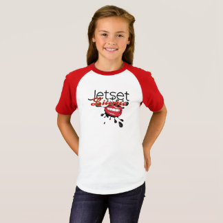 Jetset Licorice > Girls Long Sleeve T-shirt