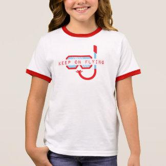 Jetset Licorice > Girls T-Shirt - Beach Icons