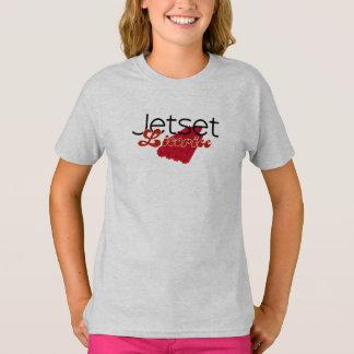 Jetset Licorice > Girls T-Shirt - Licorice