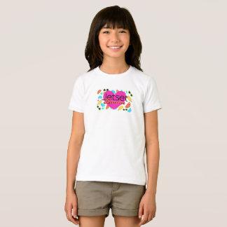Jetset Licorice > Girls T-Shirt - Summer Icons