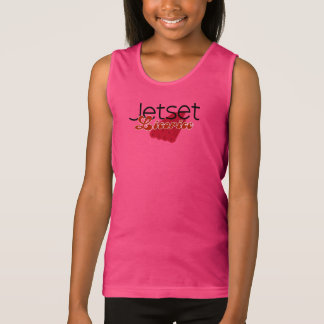 Jetset Licorice > Girls Tank Top