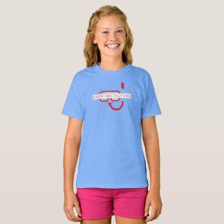 Jetset Licorice > Girls Tshirt - Beach Icons