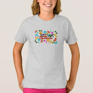 Jetset Licorice > Girls Tshirt - Summer Icons