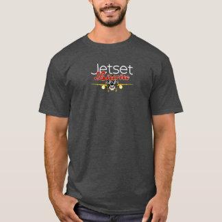 Jetset Licorice > Men's T-Shirt - Skull Pilot