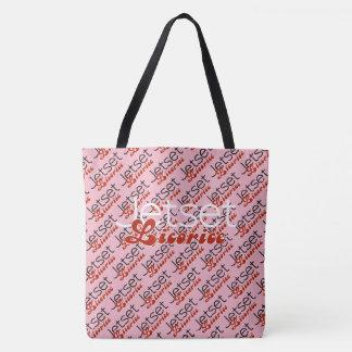 Jetset Licorice > Tote Bag