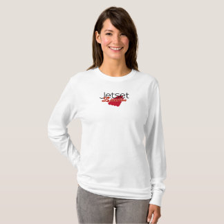 Jetset Licorice > Womens Long Sleeve T-Shirt
