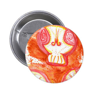 Jette Rockit - SugarSkull Buttons