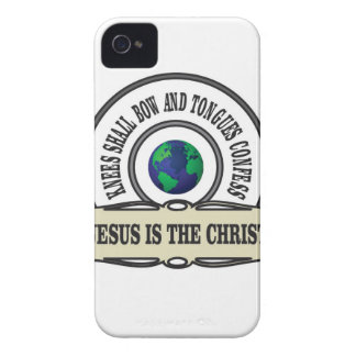 Jeus christ savior man iPhone 4 case