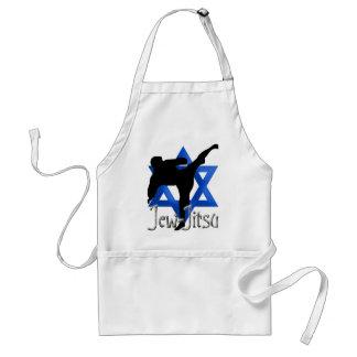 Jew Jitsu Standard Apron