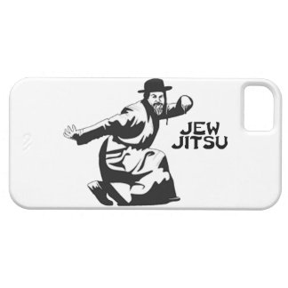 Jew Jitsu iPhone 5 Cover
