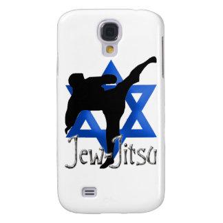 Jew Jitsu Galaxy S4 Cases