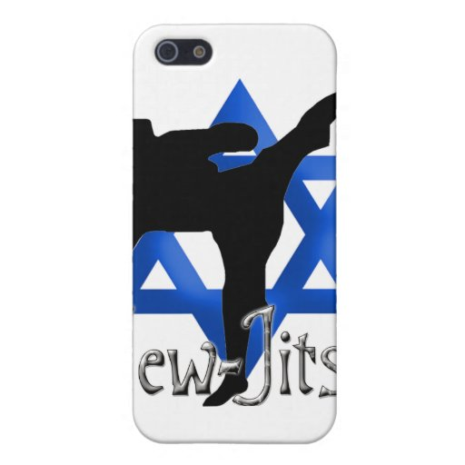 Jew Jitsu Cases For iPhone 5