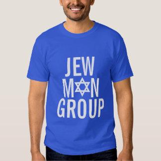 Jew Man Group Tees